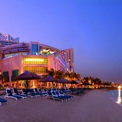 Photo taken at Beach Rotana Abu Dhabi by Beach Rotana Abu Dhabi on 12/21/2013