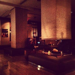 Photo taken at The Living Room by Anthony R. on 10/30/2012