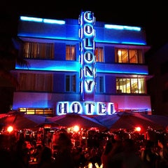 Photo taken at Ocean Drive by Jonathan B. on 1/1/2013
