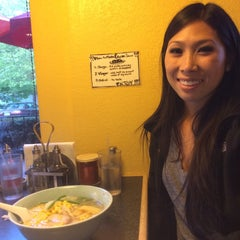 Photo taken at Toshi's Ramen by George Y. on 9/6/2015