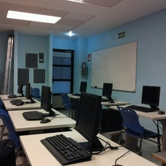 Photo taken at Centro de Computo by Luis G. on 12/9/2012