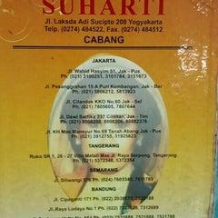 Photo taken at Ayam Goreng Suharti by Edy K. on 8/27/2015