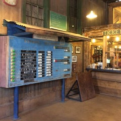 Photo taken at Queen Mine Tours by Danielle G. on 6/8/2014