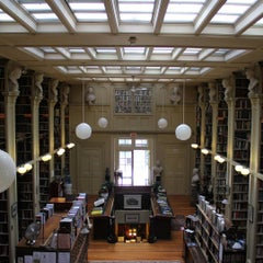 Photo taken at Providence Athenaeum by Adam J. M. on 8/21/2015