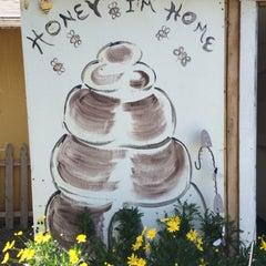 Photo taken at Marshall's Honey Farm by Libby on 4/8/2014