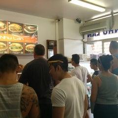 Photo taken at Nhu Lan Bakery by Leila .. on 2/9/2014