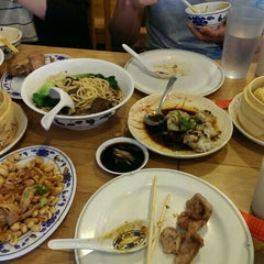Photo taken at Taiwan Noodle by kingintea on 8/29/2015