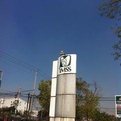Photo taken at IMSS Subdelegacion Tlalnepantla by Adolfo A. on 10/14/2014