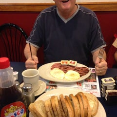 Photo taken at Montclair Diner by Ken R. on 4/8/2014