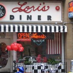 Photo taken at Lori's Diner by Lori's Diner on 12/26/2013
