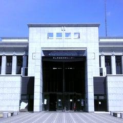 Photo taken at 岡山県運転免許センター by k4me3 on 3/26/2013