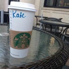 Photo taken at Starbucks by Kate B. on 6/7/2013