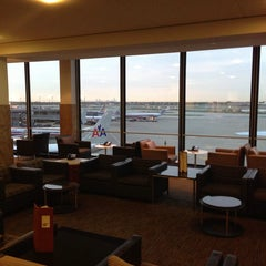 Photo taken at American Airlines Admirals Club by Jim E. on 5/17/2013