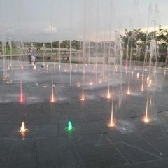 Photo taken at Setia City Park by Fuzore P. on 11/25/2012