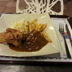 Photo taken at Edlee Fried Chicken by Hamada H. on 8/1/2014