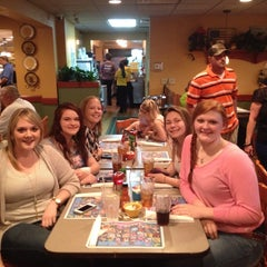 Photo taken at Fred's Market Restaurant by Bryce K. on 3/21/2014