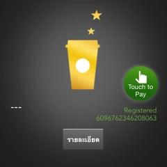 Photo taken at Starbucks (สตาร์บัคส์) by Krirati W. on 5/31/2015