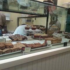 Photo taken at Buttercelli Bakeshop by Johanna G. on 9/27/2014