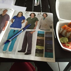Photo taken at Zest Sushi & Tapas Bar by Chevon M. on 7/14/2015