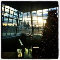 Photo taken at Terminal A by Matt G. on 12/22/2012