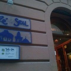 Photo taken at Café de la Seu by Federico P. on 5/1/2014