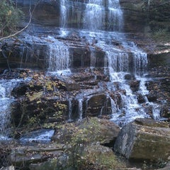 Photo taken at Pearson's Falls by Steve S. on 10/20/2012