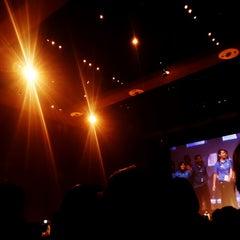 Photo taken at XXI Ballroom (XXI Club) by Tata A. on 4/24/2014