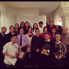 Photo taken at St. Mary's Cathedral by Ace G. on 12/8/2012