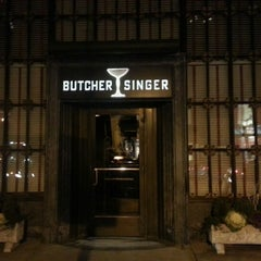 Photo taken at Butcher and Singer by Amanda H. on 1/9/2013