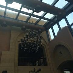 Photo taken at مقهى البنديره - Al Bindaira Café by Bader S. on 4/9/2014