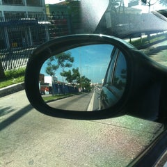 Photo taken at Avenida Cupecê by Ednilson P. on 1/15/2015