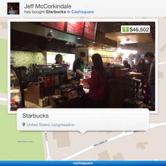 Photo taken at Starbucks by Jeff M. on 12/30/2013