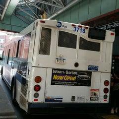 Photo taken at MTA - Q33 Bus by ❤Sandra💙 V. on 6/30/2015