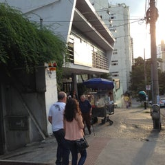 Photo taken at Usiminas Belas Artes by Lu L. on 5/6/2013