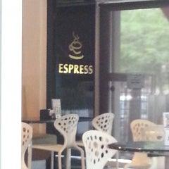 Photo taken at Espress Cafe by Viviean W. on 1/26/2014