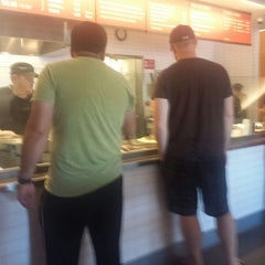 Photo taken at Chipotle Mexican Grill by JoJo P. on 4/7/2014