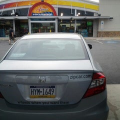 Photo taken at APlus at Sunoco by Rob H. on 7/7/2012