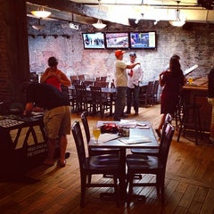 Photo taken at Pat's Pizza (Old Port) by Paul R. on 7/25/2014