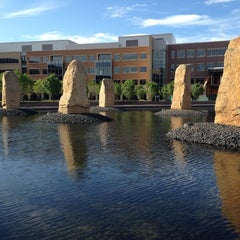 Photo taken at Target HQ - Northern Campus by Robert V. on 9/3/2013