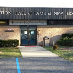 Photo taken at Aviation Hall Of Fame & Museum Of New Jersey by Marcus H. on 4/6/2013