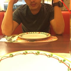 Photo taken at The Pizza Company by Mint S. on 6/22/2015