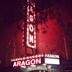 Photo taken at Aragon Ballroom by Brad M. on 9/22/2012