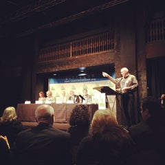 Photo taken at ACT Theatre by Sol V. on 11/16/2012