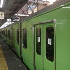 Photo taken at 高田馬場駅 (Takadanobaba Sta.) by mottouma on 5/17/2013