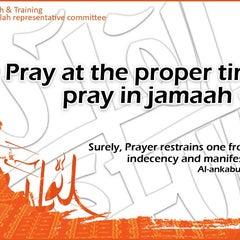 Photo taken at Masjid Nurul Hidayah by Marzaidil on 4/19/2014