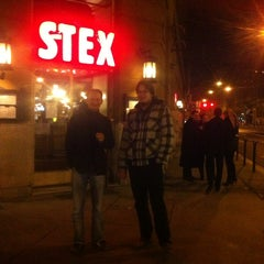 Photo taken at Stex Ház by Szilárd S. on 12/29/2012