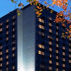 Photo taken at Hyatt Morristown at Headquarters Plaza by HYATT Hotels on 2/28/2014