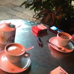 Photo taken at Coletânea Ciber Café by Marlon S. on 4/23/2014