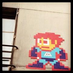 Photo taken at Rue Ramey by cataras on 9/19/2013