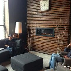 Photo taken at Hudson Business Lounge by .Jason G. on 1/10/2013